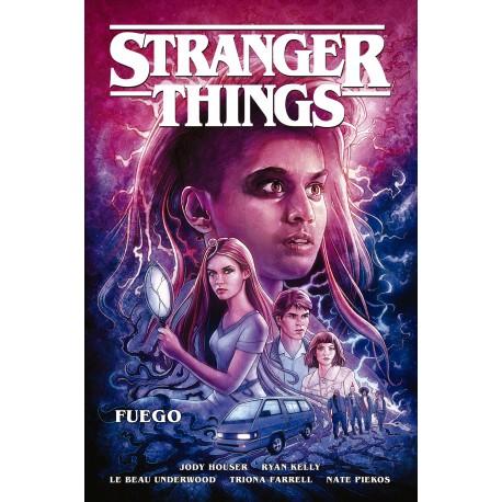 STRANGER THINGS 3: FUEGO