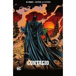 BATMAN LA LEYENDA N 43 CONTAGIO PARTE 02
