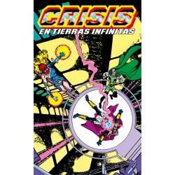 CRISIS EN TIERRAS INFINITAS XP VOL. 03 DE 5