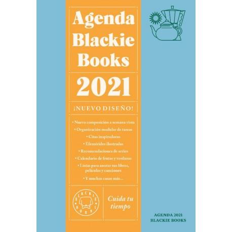 2021 AGENDA BLACKIE BOOKS