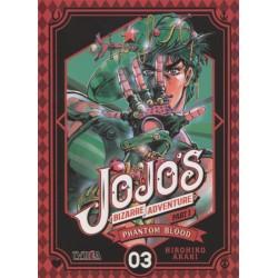 JOJO BIZARRE ADVENTURE PARTE 01 PHANTOM BLOOD N 03