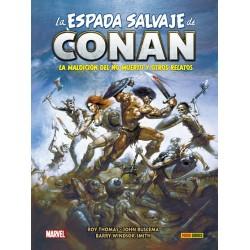 BIBLIOTECA CONAN: LA ESPADA SALVAJE DE CONAN 02