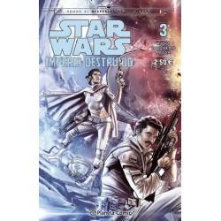 STAR WARS IMPERIO DESTRUIDO Nº 03