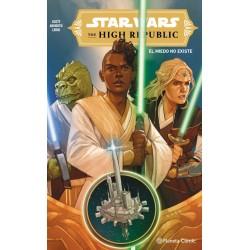 STAR WARS HIGH REPUBLIC TOMO Nº01