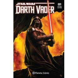 STAR WARS DARTH VADER LORD OSCURO Nº 01 -SEGUNDA E