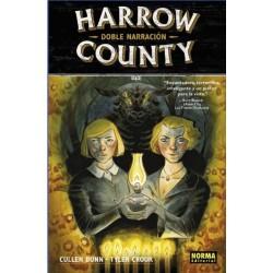HARROW COUNTY 2. DOBLE NARRACION