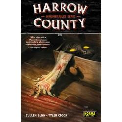 HARROW COUNTY 1: INNUMERABLES SERES