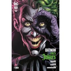 BATMAN: TRES JOKERS NUM. 3 DE 3