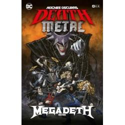 NOCHES OSCURAS: DEATH METAL NUM. 01 DE 7 (MEGADETH BAND EDITION) (RUSTICA)