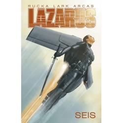 LAZARUS 6. FRACTURA 1