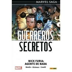 GUERREROS SECRETOS 01 NICK FURIA, AGENTE DE NADA 1