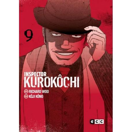 INSPECTOR KUROKÔCHI NUM. 09