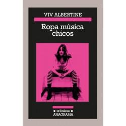 ROPA MUSICA CHICOS