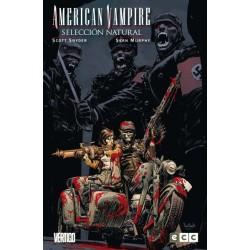 AMERICAN VAMPIRE: SELECCION NATURAL