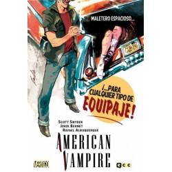 AMERICAN VAMPIRE NUM. 4