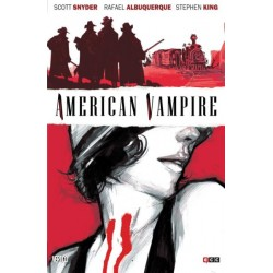 AMERICAN VAMPIRE NUM. 01