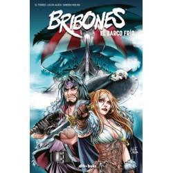 BRIBONES 2. EL BARCO FRIO