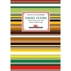 POESIA ULTIMA. POESIA REUNIDA, 1941-1948