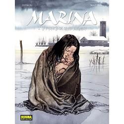 MARINA 02: LA PROFECIA DE DANTE ALIGHIERI