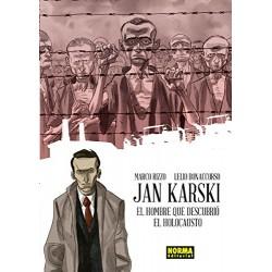 JAN KARSKI: EL HOMBRE QUE DESCUBRIO EL HOLOCAUSTO