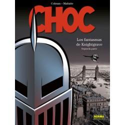 CHOC 2. LOS FANTASMAS DE KNIGHTGRAVE