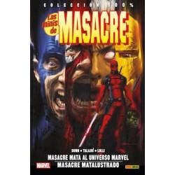LAS MINIS DE MASACRE 02: MASACRE CONTRA EL UNIVERSO MARVEL / DEADPOOL KILLUSTRAT