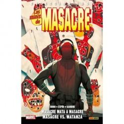 LAS MINIS DE MASACRE 03: MASACRE MATA A MASACRE / V