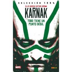 KARNAK 01: TODO TIENE UN PUNTO DEBIL