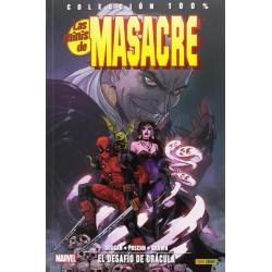 LAS MINIS DE MASACRE 7. EL DESAFIO DE DRACULA