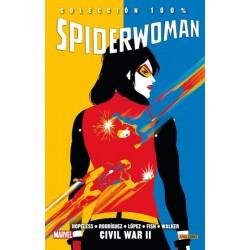 SPIDERWOMAN 4. CIVIL WAR II