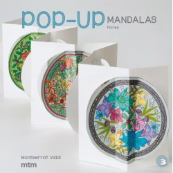 POP-UP MANDALAS FLORES