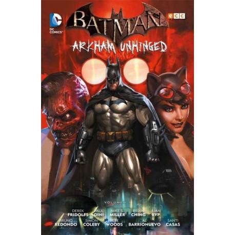 BATMAN: ARKHAM UNHINGED VOL. 01