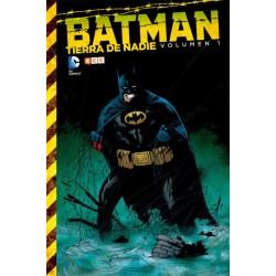 BATMAN: TIERRA DE NADIE VOL. 1