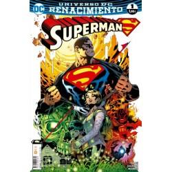 SUPERMAN NUM. 56/ 1 (RENACIMIENTO)