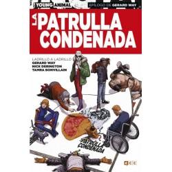 LA PATRULLA CONDENADA: LADRILLO A LADRILLO