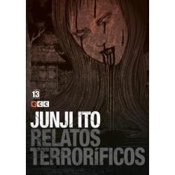 JUNJI ITO: RELATOS TERRORIFICOS NUM. 13