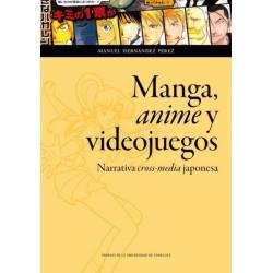MANGA, ANIME Y VIDEOJUEGOS