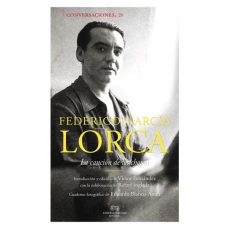 CONVERSACIONES CON FEDERICO GARCIA LORCA