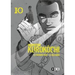 INSPECTOR KUROKOCHI 10