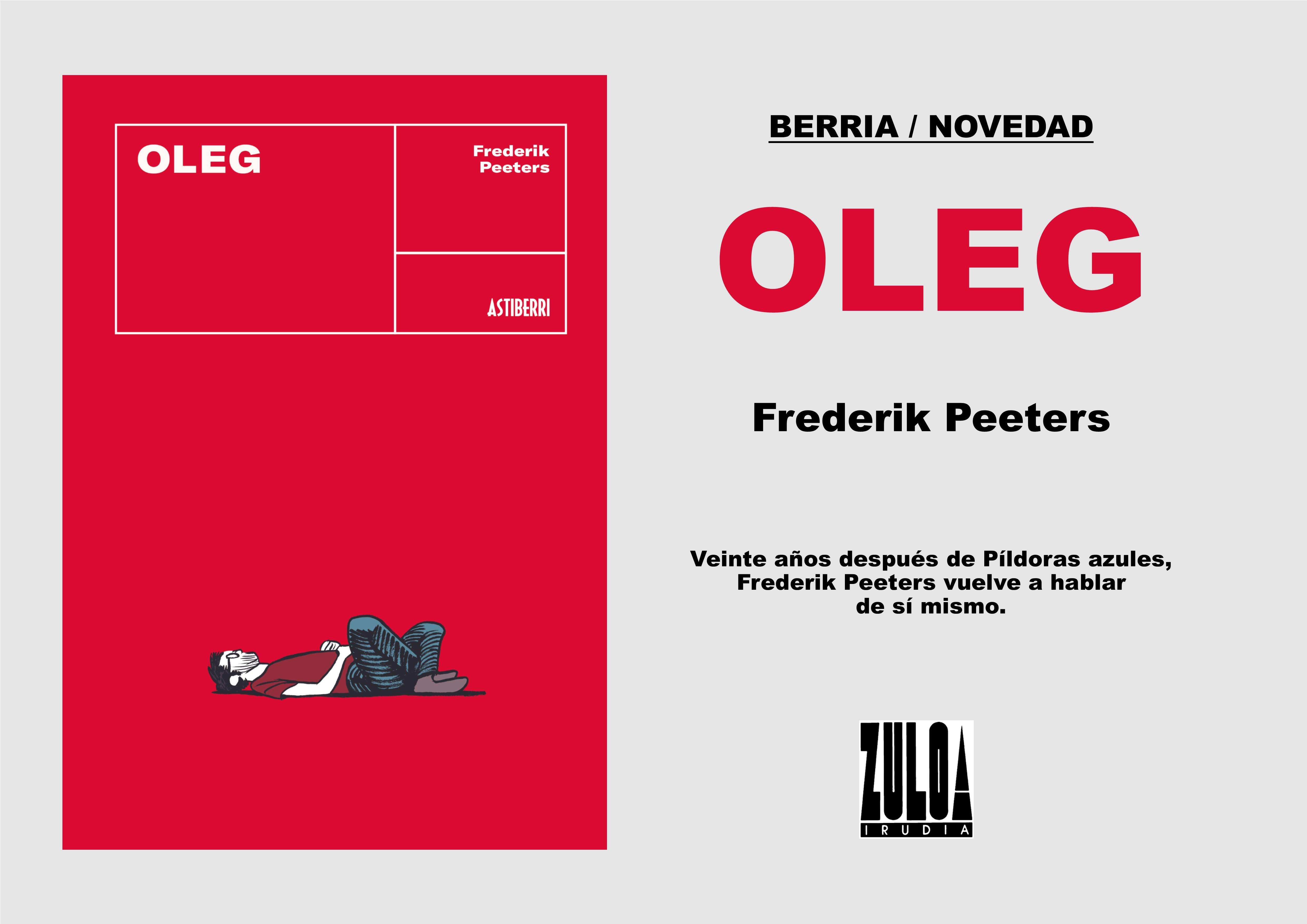 portada Oleg